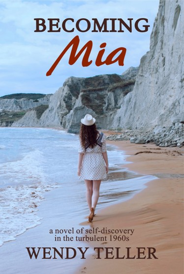 Becoming Mia Cover